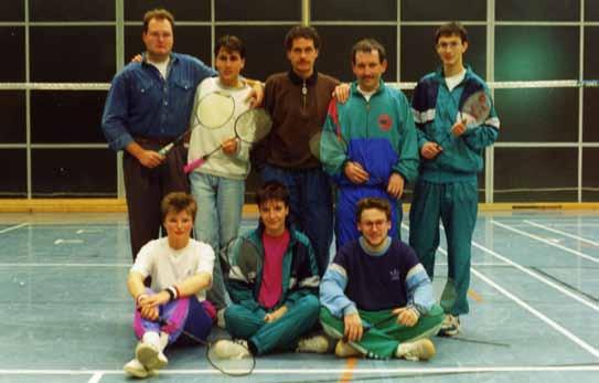 1. Mannschaft Saison 1989/90