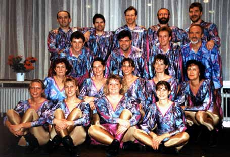Showteam Rock´n´Roll, 2001