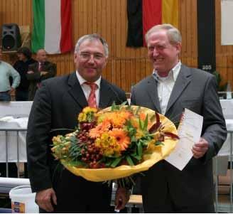 DJB-Trainer des Jahres Joachim Fels, 2007