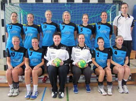 Damenmannschaft 2012/13