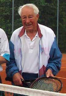 Ehrenvorsitzender Bernhard Gehrig