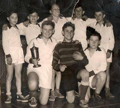 Turniersieger 1960
